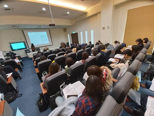 大專校院輔導人員專心學習身心障礙學生性別平等教育重要概念
