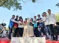 阿里山林業鐵路107歲 嘉義市長黃敏惠祝賀
