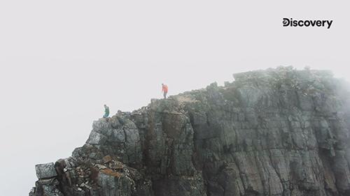 高山冒險家白銳勻翻山越嶺挑戰極限