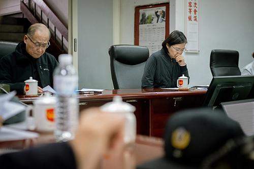 黑鷹直升機事故 總統蔡英文:國防軍事單位降半旗3天