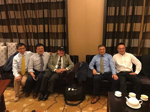 全球知名JRA公司總裁參訪高雄並勘查摩天輪場域