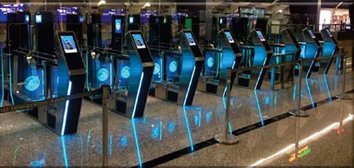 桃園機場第三代自動查驗通關系統