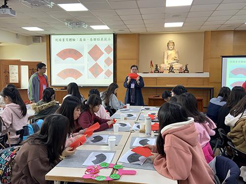 南華大學文學系創意文化營隊驚艷登場