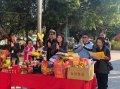 台灣燈會主展區祈福 台中市觀旅局加強防疫宣導