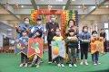 韓國市長韓國瑜至私幼關心上課情形 贈送鼠年提燈