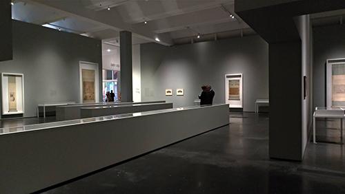 故宮仇英名作於美國洛杉磯郡立美術館展出
