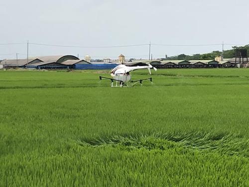 台南市長黃偉哲:台南將成為陸海空AI無人載據試驗場域