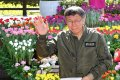 出席士林官邸鬱金香展 台北市長柯文哲:歡迎大家來