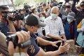 高雄市長韓國瑜與民眾一同攜手防治登革熱