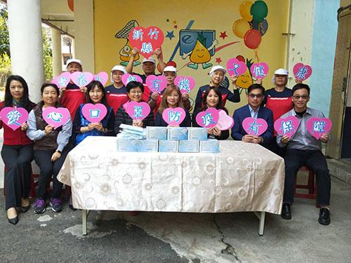 天降甘霖 美國芝加哥衛斯蒙姊妹市愛心捐贈防疫口罩