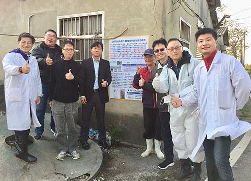 新竹縣攜手工研院共同推動畜牧水資源循環再利用