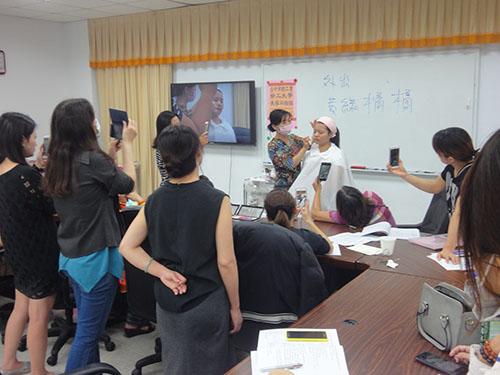 台中市勞工局主動輔導受疫情影響企業