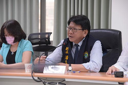全球疫情升溫 屏東縣長潘孟安盼中央再評估全中運是否延期