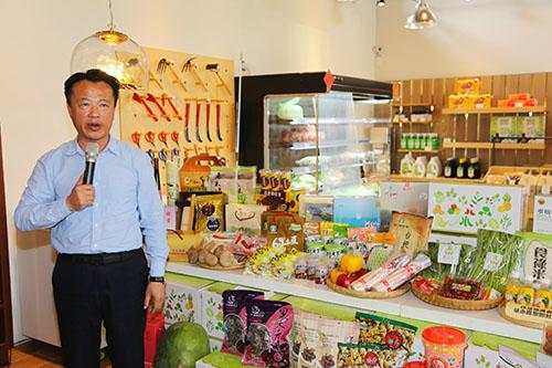 「嘉義優鮮」上網輕鬆購‧「蔬果糧箱」防疫最優選