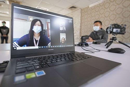 新竹市府啟動居家辦公試辦 近五百人遠端處理公務