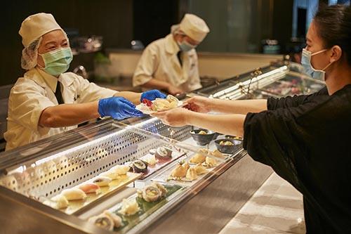 探索廚房「無夾服務」活動形象照