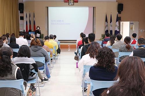 嘉義市政府舉辦員工協助方案研習班 精進服務效能