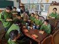 防疫大作戰 台南市長黃偉哲慰勞清潔隊員共進午餐