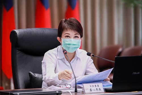 台中市108年PM2.5近4年最低 市長盧秀燕:持續努力改善