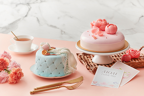 台北喜來登The Deli「繪馨SMILE」蛋糕