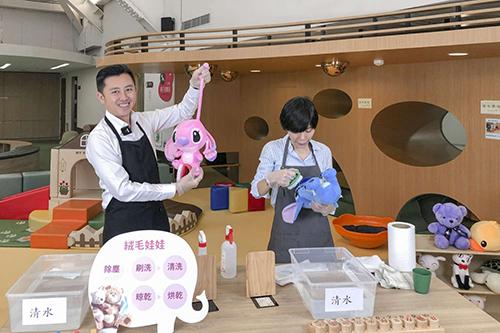 爸媽救星來了!新竹市長林智堅分享玩具消毒三招