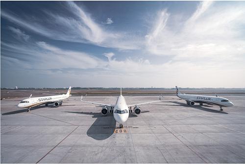 星宇航空澳門&檳城航線 6月恢復部分航班