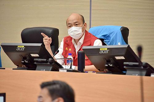 四大措施開放公共空間!高雄市長韓國瑜:防疫新生活