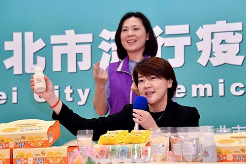 台北市庇護工場度寒冬 副市長黃珊珊籲挺安心就業