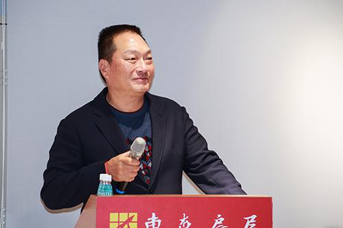 東森集團總裁王令麟