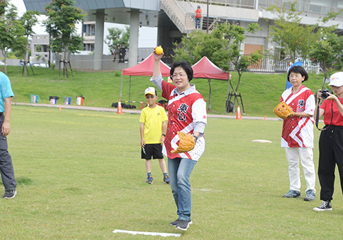 運動i台灣!運動i健康、愛自己! 一起動起來走出戶外去