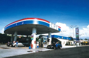 台灣中油:即日起指定直營加油站可購買醫療防護口罩