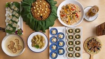 饗賓集團:讓蓮花蔬食成為桃園的美食特色