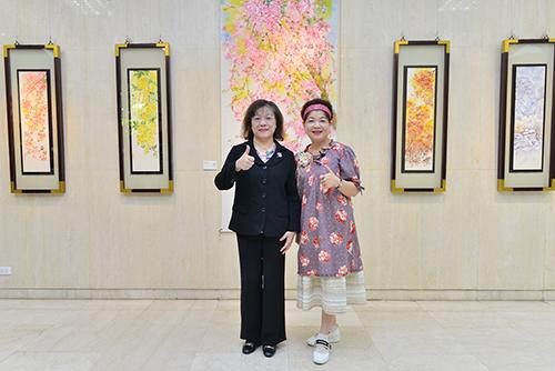 第一藝術空間邀您欣賞「瓷迷心巧」李秀芳彩瓷創作展