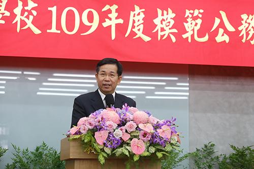 教育部表揚109年模範公務人員:持續精進教育品質