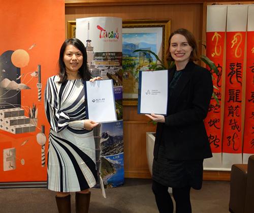 文化部駐雪梨辦事處與澳洲4A亞洲當代藝術中心開啟合作