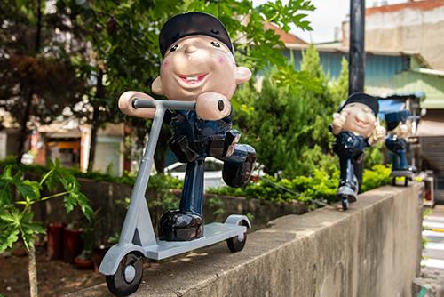 首屆富岡鐵道藝術節登場,蒸汽火車王週末開進富岡小鎮