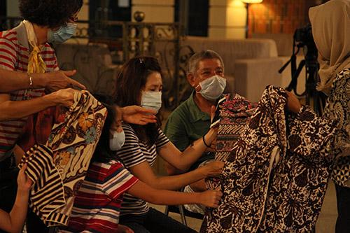 高苑科大用舞蹈音樂歡度印尼國慶 推廣新住民文化