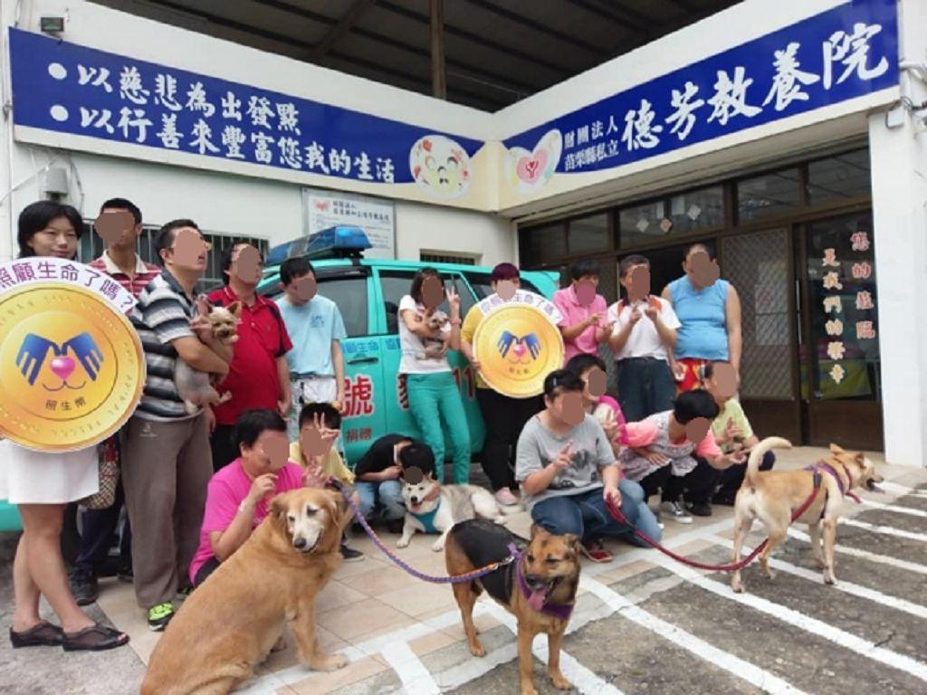 中華照生黨發起徵求中元普渡物資 幫助弱勢團體