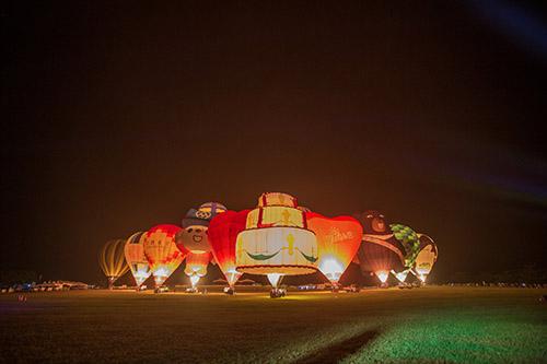 台灣國際熱氣球嘉年華10週年 最熱鬧的天空生日PARTY