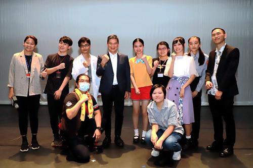 文化部長李永得感謝青藝盟用藝術灌溉每位青少年獨特的心靈
