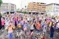 帶動女性運動 台中市自行車漫遊東勢登場