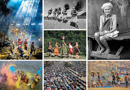 蘭嶼達人之稱的台東縣攝影學會陳修元(歐北來)老師,攝影作品