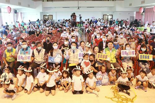 台南市客家鄉親歡聚慶中秋 市長黃偉哲將持續照顧客家鄉親