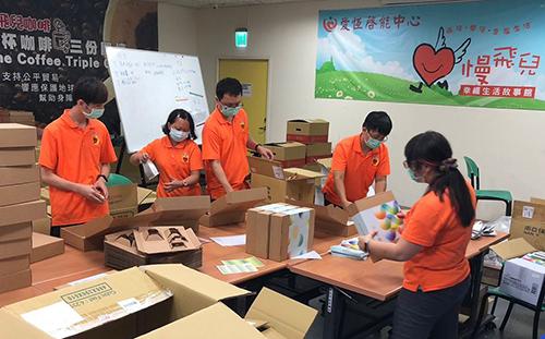 社創良品太暖心!各界採購逾2,400盒送暖全台灣