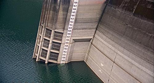 翡翠水庫109年10月6日8時水位現況