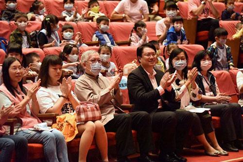 全國創舉 國父紀念館2400名大班幼兒劇場初體驗