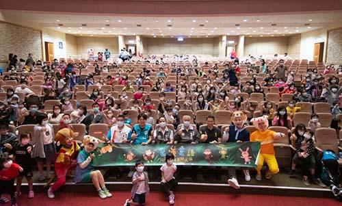 桃園迎接國際女孩日,以戲劇及發聲牆傳遞兒童性平觀念