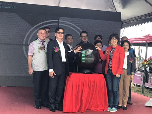 台東市水資中心竣工 內政部:全力協助用戶接管