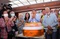 台北市長柯文哲與長者歡慶銀髮族重陽節活動