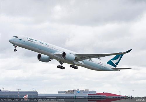 國泰航空集團公佈企業重組 停止營運國泰港龍航空